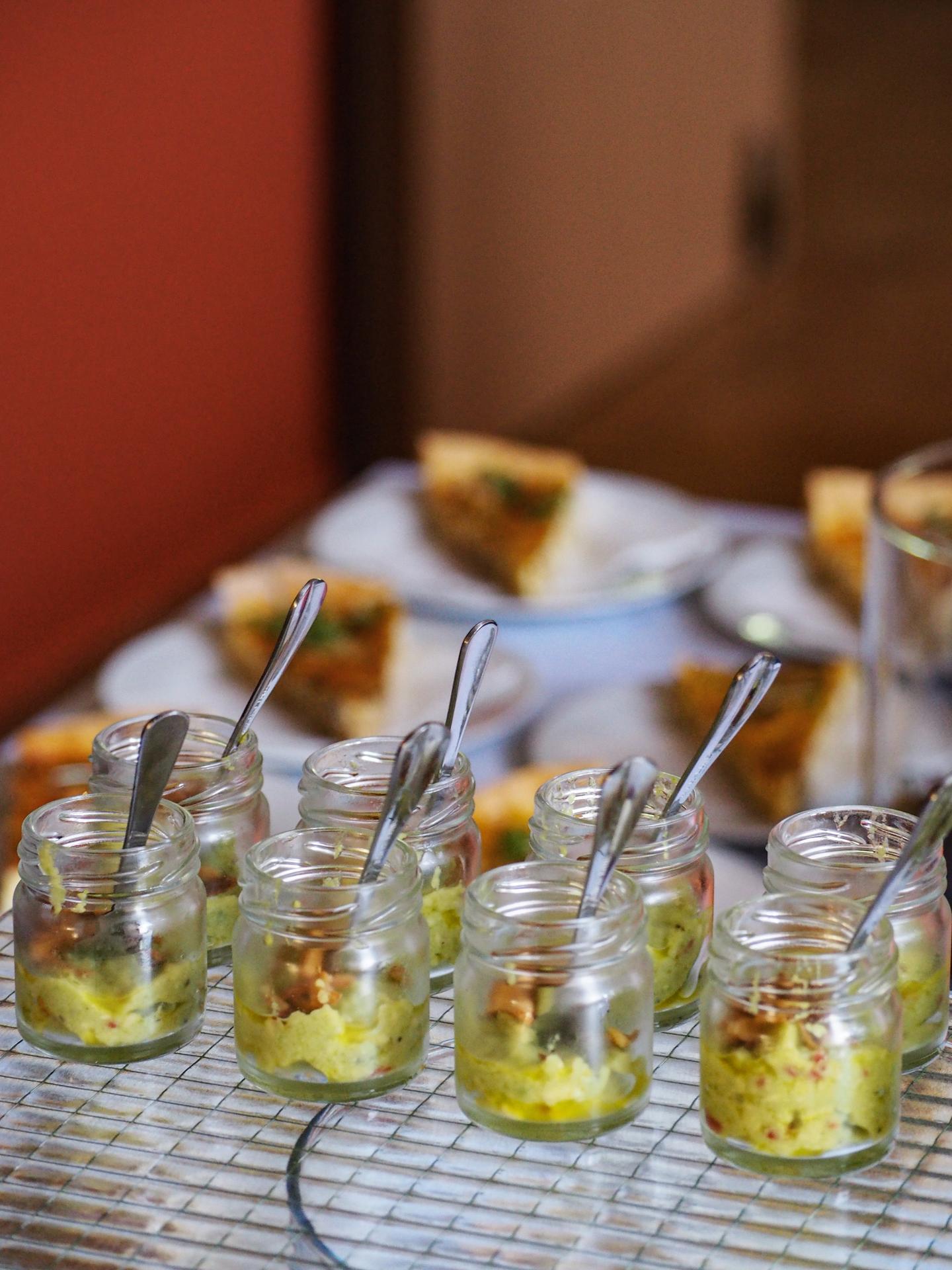 Finger foods, nedílná součást svatební tabule, nebo jen jako lehké občerstvení před obřadem? - Obrázek č. 3