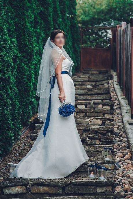 Luxusni svatební šaty od Jesus Peiro - Obrázek č. 1