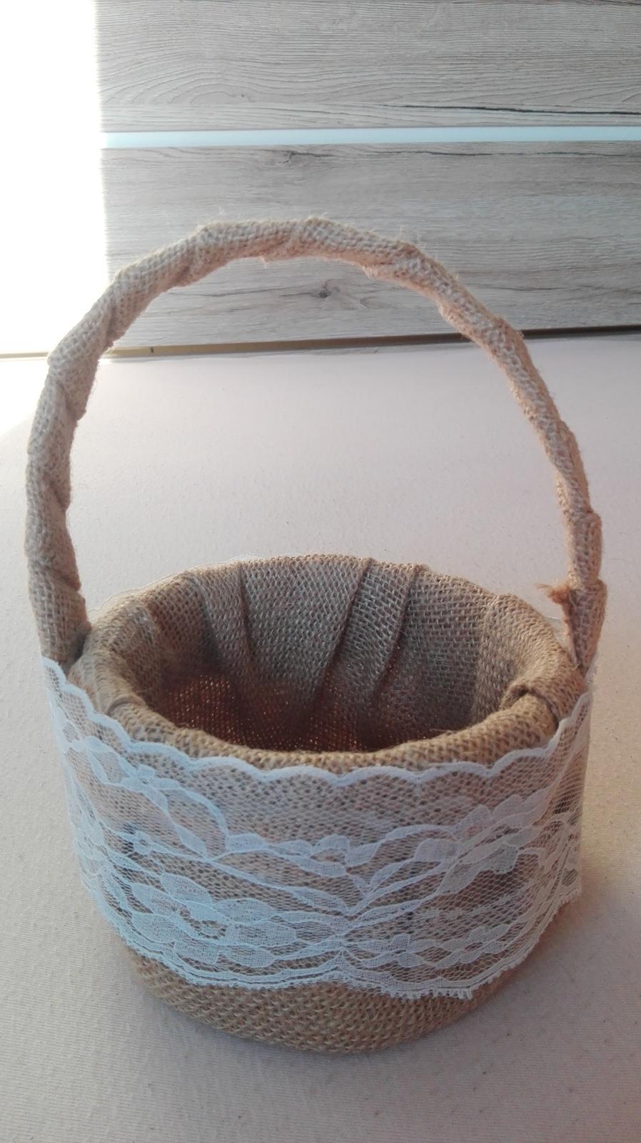 Košíky - Obrázok č. 1