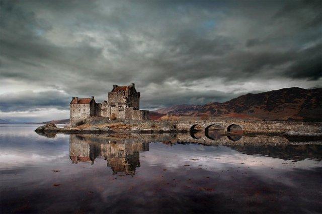 07.07.2009 - Eilean Donan Castle