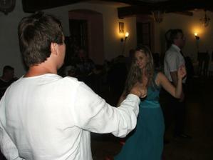 popůlnoční tanec :-)