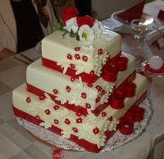 Tak to by měl být náš dort