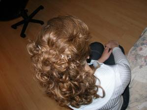 Shora (to neni pricesek, ale moje vlasy) :-)
