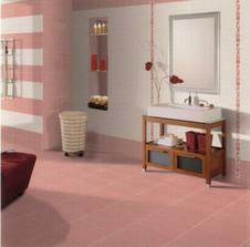 nádherná koupelna jen tu růžovou trochu tmavší