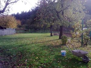 Jesenné upratovanie...