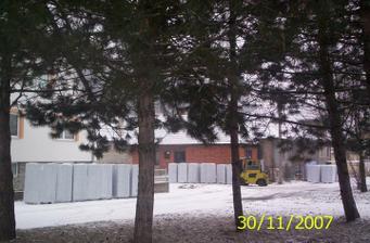 Kocky na náš domček,plný kamion 27 paliet