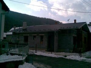 Naša nová krásna strecha