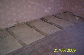 Staré podlahy,preč!
