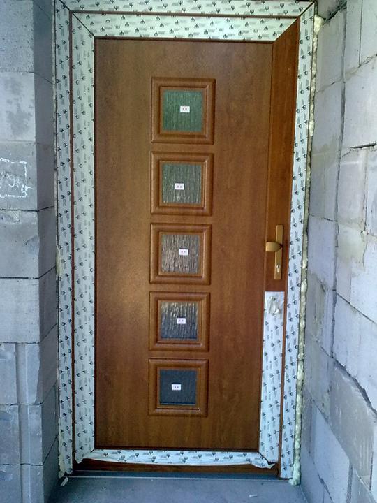 Náš domčúrik :) - A moje vysnívané dvere