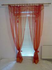 Výsledok-spálňová záclona