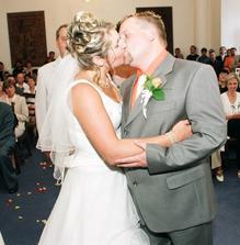 první movomanželský a jak sladký!!!!!