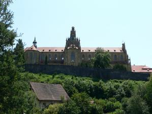 naše oddací místo Benediktinský klášter v Kladrubech