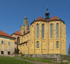 ...a ještě jednou klášter