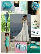 Tyrkysová svatba...