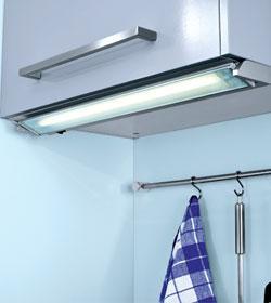 Prerabame kuchynu - nase svetlo do kuchyne, uz kupene:)))) 2ks pod linku