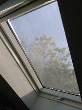 na okna sme namontovali markizy, super vec