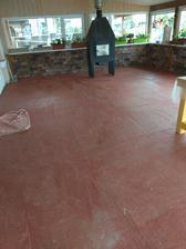 Napenetrovana podlaha