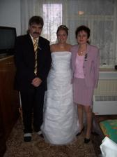 ...s mými rodiči...