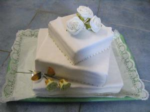 Takto nam tety urobili torticku, dakujeeeem