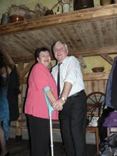 Manželka svědka, Miladka, rehabilituje