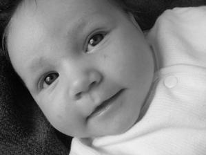 5. ledna 2009 se nám narodila Anežka