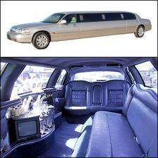 Svatební vůz pro nevěstu