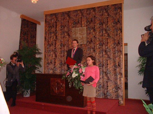 Jana Konečná{{_AND_}}Antonín Klimeš - Měli jsme i krásné básničky od roztomilé holčičky!