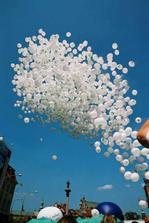 balony urcite nebudu chybat ...
