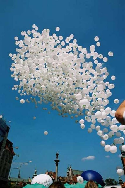 Adinka a Janik - balony urcite nebudu chybat ...