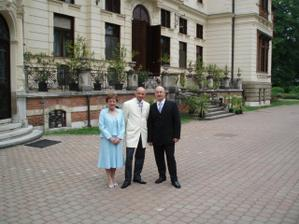 Zenich a rodice