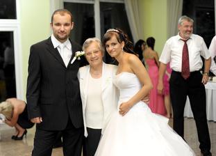 my a moja babka :)
