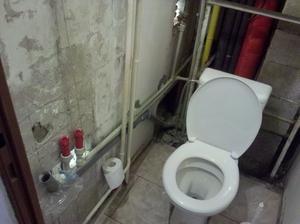 staré wc