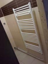 radiator v kúpelni
