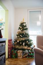 tento rok (2013) máme konečne stromček aj my :)