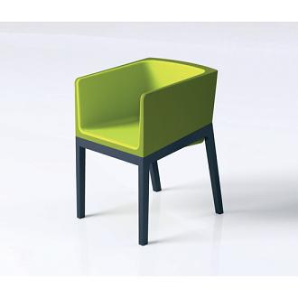 PreTty stOol - pekna , jednoducha stolicka v zelenej farbe