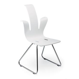 PreTty stOol - neviem si ani predstavit , ako sa na tejto stolicke sedi .