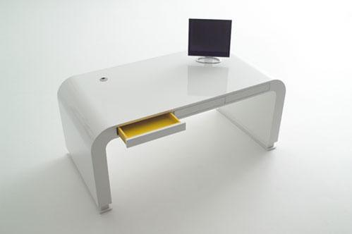 DeSiGn - stolik do kancelarie alebo do studentskej izby :)
