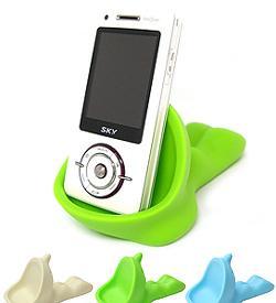 DeSiGn - stojan na telefon
