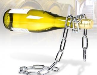 DeSiGn - stojan na vino