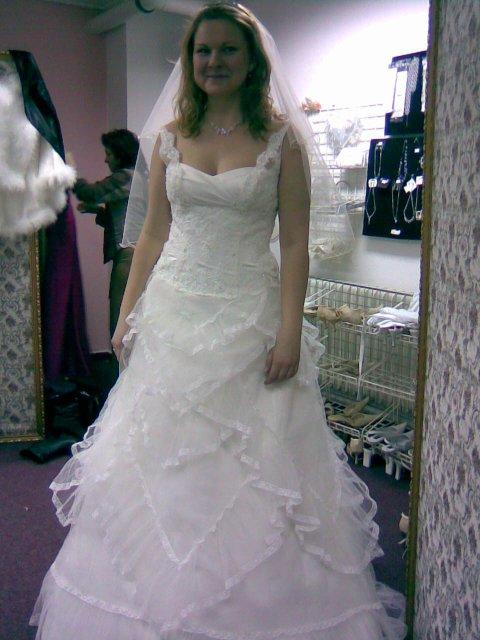 M+J - šaty 2 Evanie