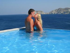líbánky na Krétě