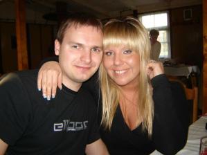 Moje zlatíčko, 29.8.2009 už manžel :-)