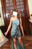 Spoločenské šaty S, 34