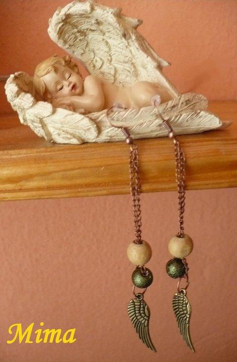 Moje handmade naušničky - Obrázok č. 24