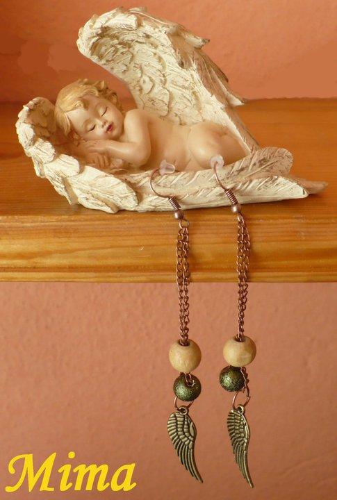 Moje handmade naušničky - Obrázok č. 25