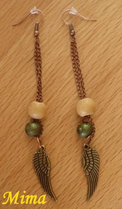 Moje handmade naušničky - Obrázok č. 26