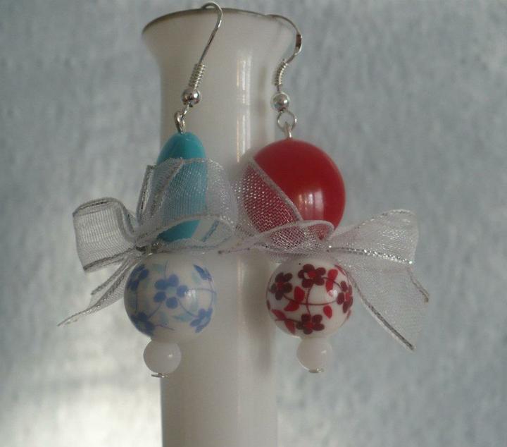 Moje handmade naušničky - Obrázok č. 40