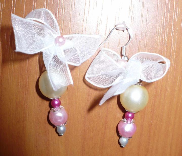 Moje handmade naušničky - Obrázok č. 38