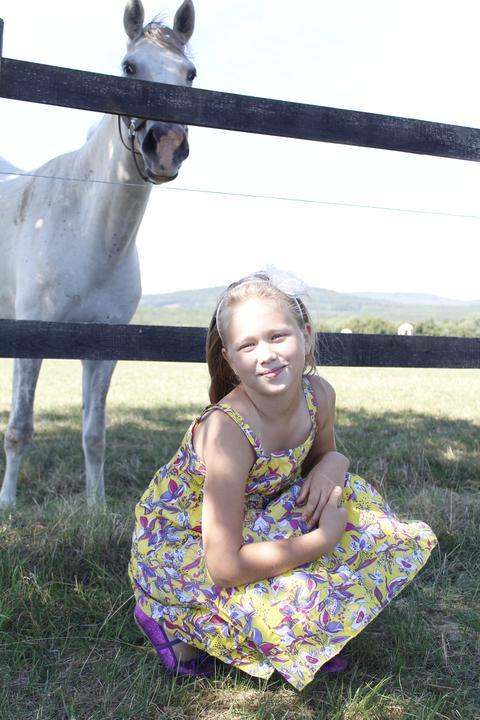Mimka{{_AND_}}Lacuško - krstná dcérka Bibi