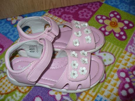 Ružové sandálky - Deichmann, 29 - Obrázok č. 1
